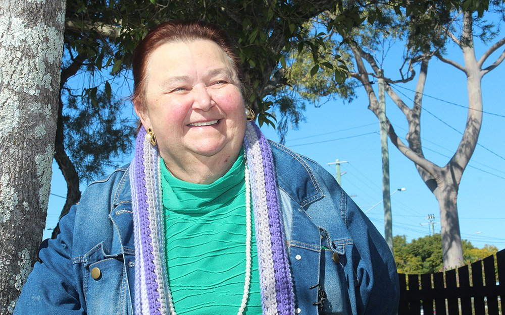 Debbie Glasson served as a volunteer prison chaplain with Inside Out Prison Chaplaincy for 21 years